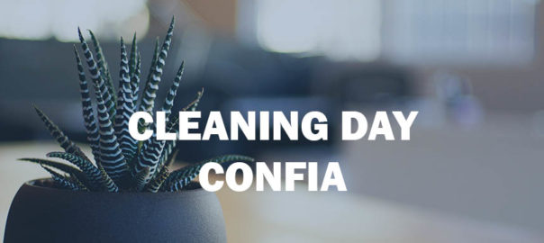 CLEANING DAY CONFIA